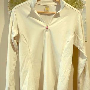Arc'teryx women zip shirt